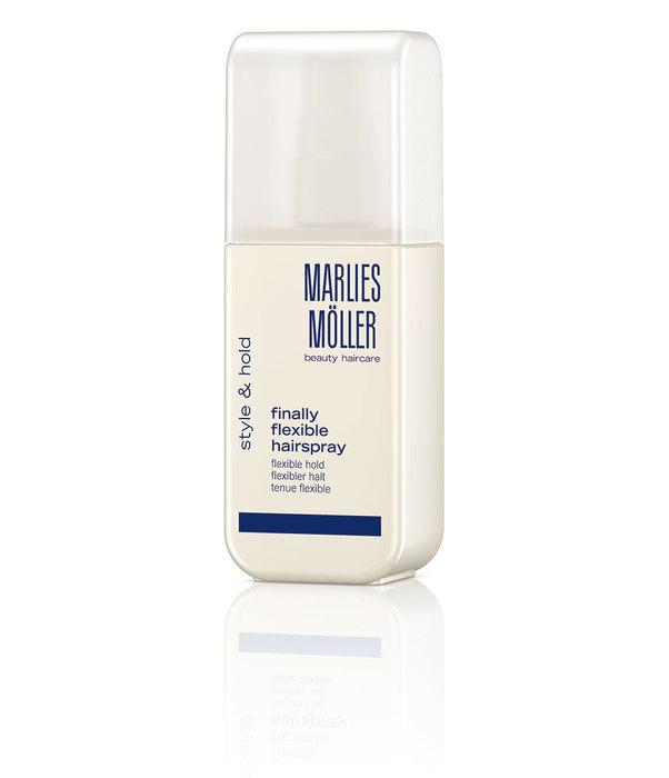 Marlies Moller Finally Flexible Hairspray