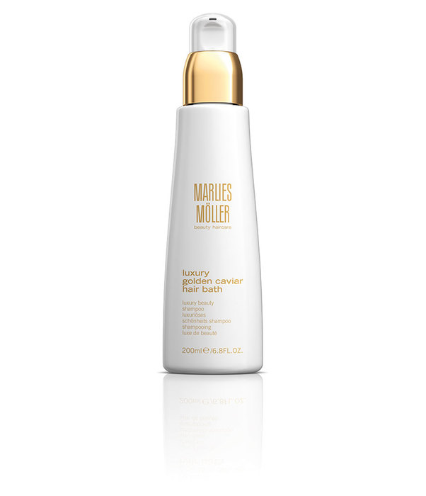 Marlies Moller Luxury Golden Caviar Hair Bath