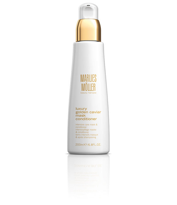 Marlies Moller Luxury Golden Caviar Mask Conditioner