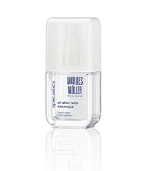 Marlies Moller Specialist Oil Elixir With Sasanqua